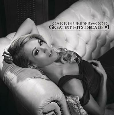 Carrie Underwood - Greatest Hits: Decade #1 CD (2) Arista Usa NEW