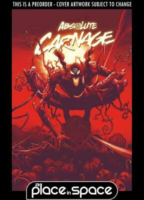 (Wk32) Absolute Carnage #1A - Preorder 7Th Aug