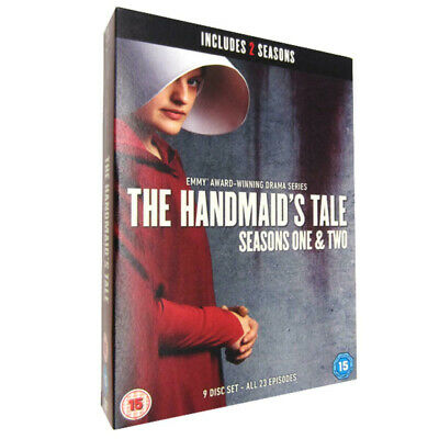 The Handmaid's Tale Season 1-2 The Brand New and Sealed UK DVD Region 2