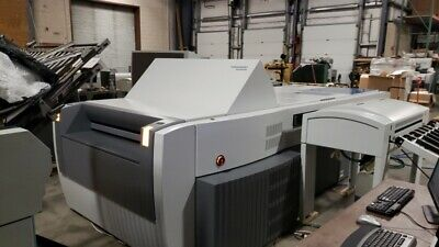 2008 Heidelberg Suprasetter Scl/Mcl 105, Rip,  Monitor, Thermal
