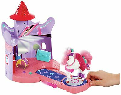 Nella the Princess Knight Trinket's Stable Playset