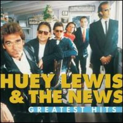 Greatest Hits by Huey Lewis & the News: Used