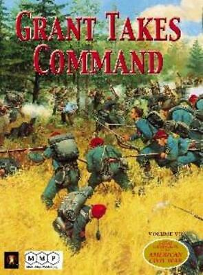 Multiman Wargame Grant Takes Command Box NM