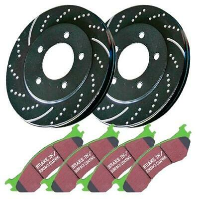 EBC S3KF1059 Stage-3 Truck and SUV Brake Kit