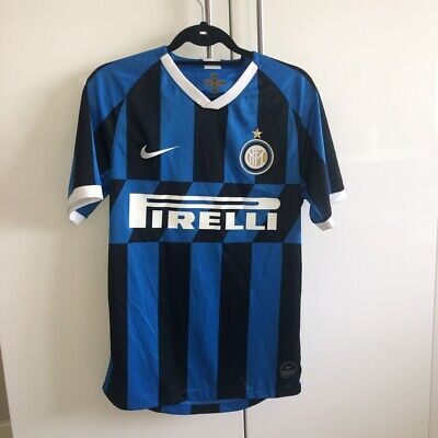 Inter Milan T Shirt 2019 2020 Size Small