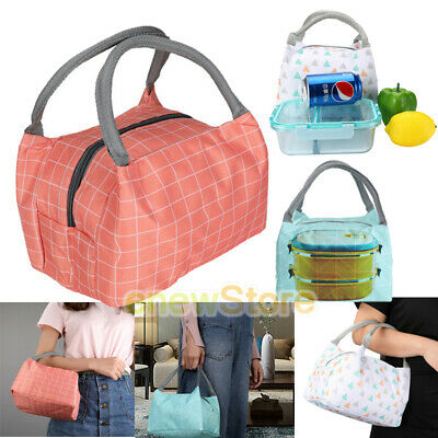 Insulated Lunch Bags For Women Teens Girls Tall Cute Bag Meal Prep LARGE Freezab