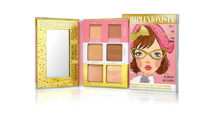 RRP,£26.50 Brand New Benefit Complexionista Face Palette concealers bronzers etc