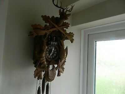 Large Musical Automata Cuckoo Clock Needs Little Attention