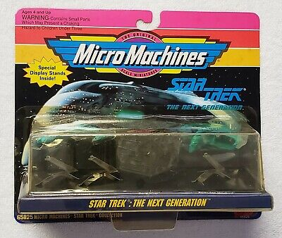 Star Trek The Next Generation Micro Machines Collection #3