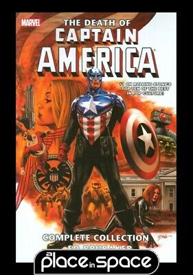 Captain America Doca Ult Collection - Softcover