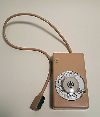 Vintage Western Electric Bell System KS19594 Dial-In Unit Rotary Dial