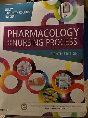 Pharmacology and the Nursing Process by Shelly Rainforth Collins, Julie S.