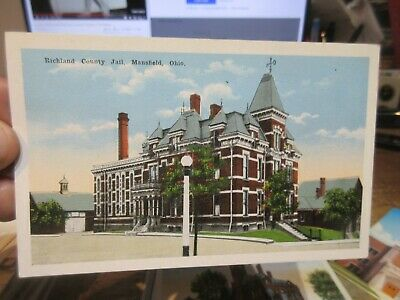 VINTAGE *** Richland County OHIO - SHERIFF'S DEPARMENT