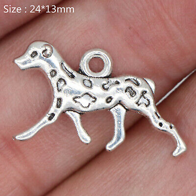25pcs Little Red Riding Hood Charms silver Red Riding Hood pendants 22x12mm