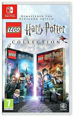 LEGO Harry Potter: Years 1 to 7 Nintendo Switch Game 7+ Years