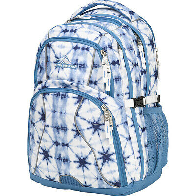 "High Sierra Swerve Laptop Backpack - 15"" 19 Colors Business & Laptop Backpack"