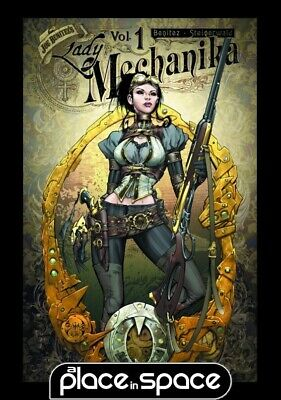 Lady Mechanika 01 Mystery Of Mechanical Corpse - Softcover