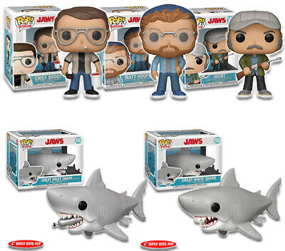 Jaws Complete Set (5) Funko Pop!