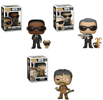 Men In Black Complete Set (3) Funko Pop!