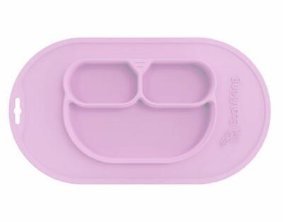 1371839-EcoViking EV0102 - Placca in silicone con placement, colore: Rosa