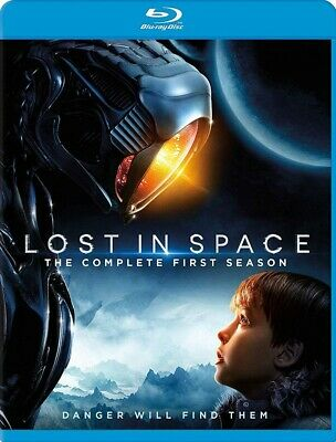 LOST IN SPACE - Complete Season 1 - Netflix Emmy FYC 2018 DVD