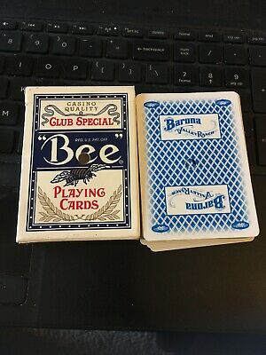 Vintage Deck of  Playing Cards: Barona Valley Ranch Casino Lakeside CA