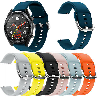 Replacement  Wrist Strap Watch Band For Huawei Watch GT Active 46mm Honor Magic~
