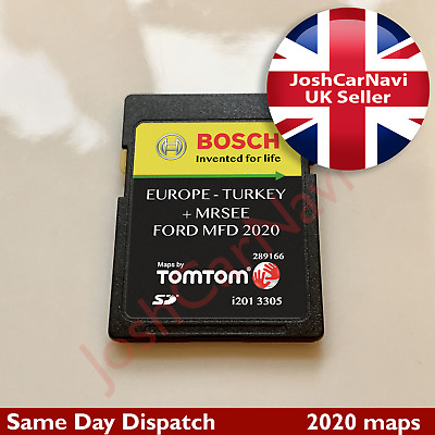FORD GPS UPDATE Software Mfd 2019 Sd - Card - £111 29 | PicClick UK