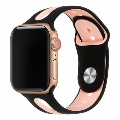 Soft Replacement Silicone Sport Bands Strap For Apple Watch Series 3/1/2 38/42mm