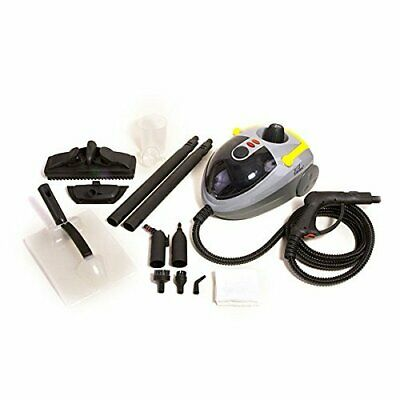 Earlex SC300 Steam Station 1500w 4 bar Multi-Purpose Steam Cleaning Kit