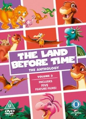 The Land Before Time -The Anthology Películas 9-13 DVD Nuevo DVD (8306620)