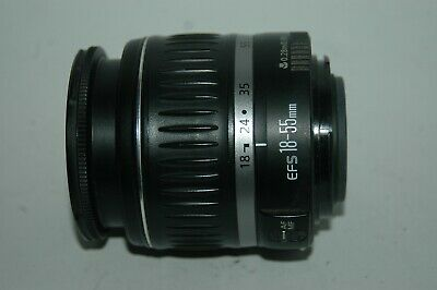 Canon Ef-S .11.  18-55  Mm Zoom Lens.  Canon Eos  Af  Bayonet   Fitting :