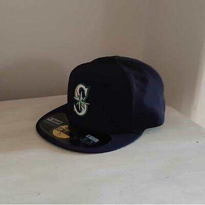 Seattle Mariners MLB OnField 59FIFTY Fitted Baseball Cap