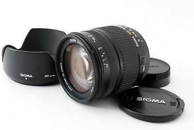 Sigma DC IF 18-125mm f/3.5-5.6 AF DC Lens For Nikon From Japan condition Ex.#17