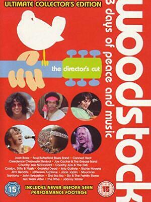 Woodstock [DVD] [2009], New, DVD, FREE & Fast Delivery