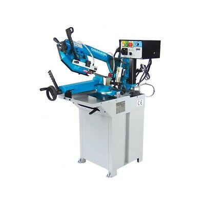 Single Mitre Hydraulic Descent Industrial Metal Cutting Bandsaw (BS-270-SM)