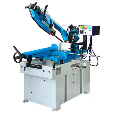 Dual Mitre Hydraulic Descent Industrial Metal Cutting Bandsaw (BS-420-DM)