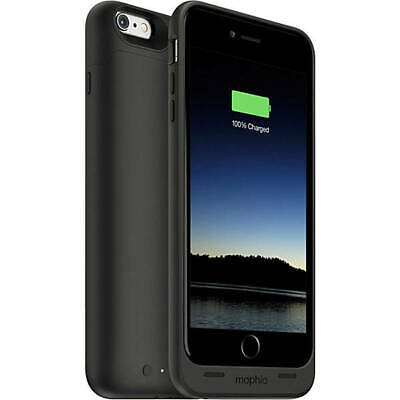 Mophie Juice Pack Air iPhone 6 & iPhone 6s Battery Bank Power Charger Case Black