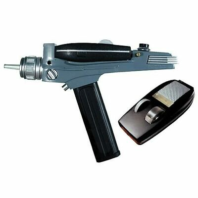 Star Trek Phaser Original Series Brand New Prop Replica MINT in Display Box NEW