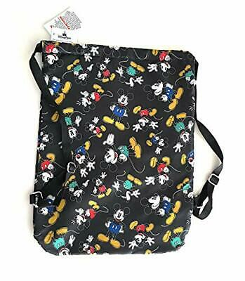 Disney Classic Mickey Cinch Bag Disneyland Walt Disneyland Theme Park