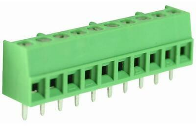 CTB0305/10 Camdenboss PCB Terminal , Low Profile , 3.5mm , 10P