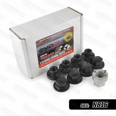 Land Rover Defender Roue Alliage Écrous X 5-27 mm-NRC7415-New Nuts