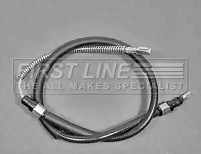 Genuine OE First Line Cable parking brake LH/RH FKB1504 - Single