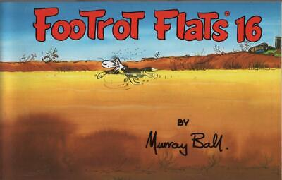 FOOTROT FLATS 16 Murray Ball 1990 EXCELLENT VERY COLLECTIBLE COMIC FAST FREE POS