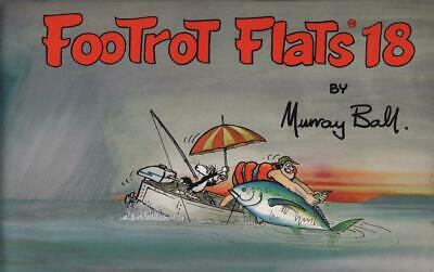 FOOTROT FLATS 18 Murray Ball 1992 EXCELLENT VERY COLLECTIBLE COMIC FAST FREE POS