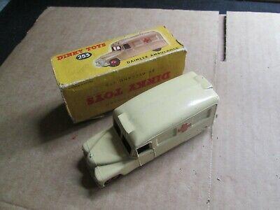 Dinky 948 McLean Tractor Trailer Reproduction Repro Clear Plastic Window Unit