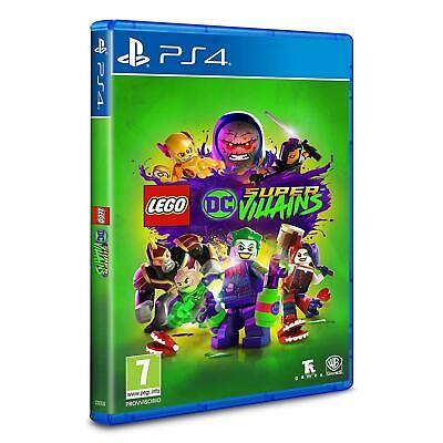 LEGO DC Super Villains ITALIANO [ Playstation 4 | PS4 ]