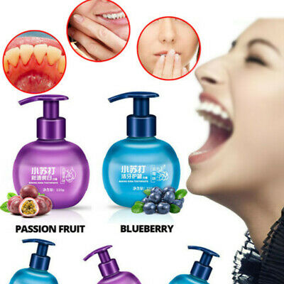 UK Intensive Stain Removal Whitening Toothpaste Fight Bleeding Gums Toothpaste
