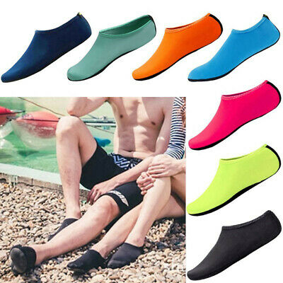 Unisex Non-slip Water Shoes Beach Diving Swimming Socks  Yoga Shoes Adult/Kids