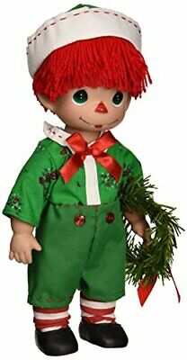 The Doll Maker Raggedy Wishes Baby Doll, Boy, 12